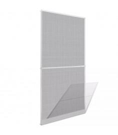 Σήτα Πόρτας με Μεντεσέδες Λευκή 100 x 215 εκ.   141563