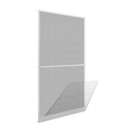 Σήτα Πόρτας με Μεντεσέδες Λευκή 120 x 240 εκ.   141565