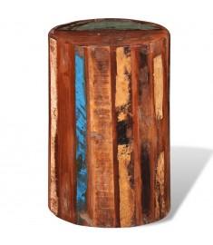 Σκαμπό Μπαρ από Μασίφ Ανακυκλωμένο Ξύλο    241628