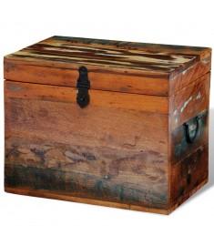 Μπαούλο Αποθήκευσης από Ανακυκλωμένο Μασίφ Ξύλο   241644