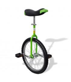 Μονόκυκλο Ποδήλατο Ρυθμιζόμενο Πράσινο 20 Ιντσών   90845