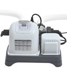 Intex Σύστημα Καθαρ. Πισίνας με Αλατόνερο Krystal Clear ECO 26668GS  90791