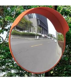 Καθρέπτης Ασφαλείας Κυρτός Εξωτερικού Χώρου Πορτοκαλί 45 εκ.   141680