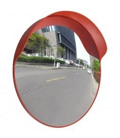 Καθρέπτης Ασφαλείας Κυρτός Εξωτερικού Χώρου Πορτοκαλί 60 εκ.   141681