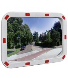 Καθρέπτης Ασφαλείας Κυρτός Ορθογώνιος 40 x 60 εκ. με Ανακλαστήρες   141682
