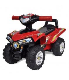 Γουρούνα Παιδική Ηλεκτροκίνητη με Ήχο και Φως Κόκκινη   10070
