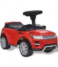 Land Rover 348 Παιδικό Ηλεκτροκίνητο Αυτοκίνητο με Μουσική Κόκκινο  10082