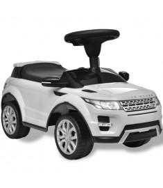 Land Rover 348 Παιδικό Ηλεκτροκίνητο Αυτοκίνητο με Μουσική Λευκό  10083