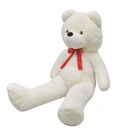 Αρκούδος Λούτρινος XXL Μαλακός Λευκός 175 εκ.   80101
