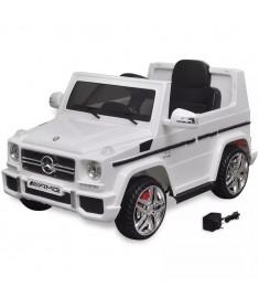 Mercedes Benz G65 Αυτοκίνητο Ηλεκτροκίνητο 2 Κινητήρες Λευκό   90961