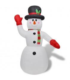 Χιονάνθρωπος Φουσκωτός 240 εκ.  242357