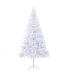 Χριστουγεννιάτικο Δέντρο Τεχνητό 910 Κλαδιά 210 εκ. Ατσαλ. Βάση  242421