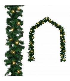 Γιρλάντα Χριστουγεννιάτικη 10 μ. με Λαμπάκια LED  242424