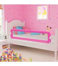 Προστατευτικό Κρεβατιού Νηπίου Ροζ 150 x 42 εκ.   10102