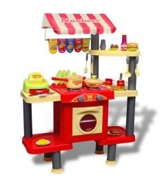 Κουζίνα Παιδική Παιχνίδι Μεγάλη  80110
