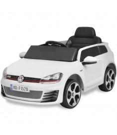 Ηλεκτροκίνητο Αυτοκίνητο VW Golf GTI 7 Λευκό με Τηλεχειριστήριο   80127