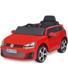 Ηλεκτροκίνητο Αυτοκίνητο VW Golf GTI 7 Κόκκινο Τηλεχειριστήριο   80129