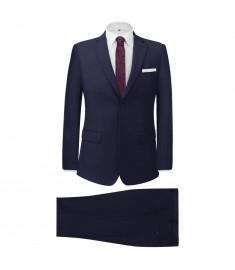 Κοστούμι Ανδρικό Επαγγελματικό Δύο Τεμαχίων Ν. Μπλε Μέγεθος 46   131127
