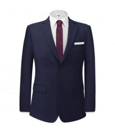Κοστούμι Ανδρικό Επαγγελματικό Δύο Τεμαχίων Ν. Μπλε Μέγεθος 50  131129