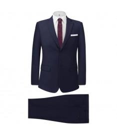 Κοστούμι Ανδρικό Επαγγελματικό Δύο Τεμαχίων Ν. Μπλε Μέγεθος 56   131132