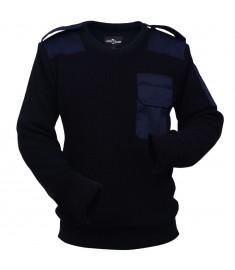 Πουλόβερ Εργασίας Ανδρικό Ναυτικό Μπλε Μέγεθος Μ  131340