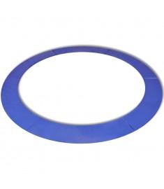 Μαξιλάρι Προστατευτικό για Τραμπολίνο 3,66 μ Μπλε Πολυαιθυλένιο   142103