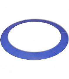Μαξιλάρι Προστατευτικό για Τραμπολίνο 4,57 μ Μπλε Πολυαιθυλένιο   142106