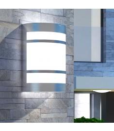 Φωτιστικό Τοίχου Εξωτερικού Χώρου από Ανοξείδωτο Ατσάλι  42218