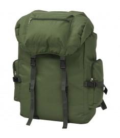 Σακίδιο Πλάτης Στρατιωτικό Πράσινο 65 Λίτρων  91099