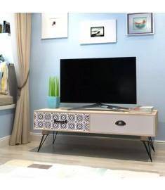 Έπιπλο Τηλεόρασης / Βοηθητικό Τραπέζι Καφέ 100 x 40 x 35 εκ.  243169