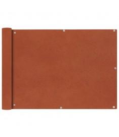 Διαχωριστικό Βεράντας Τερακότα 75 x 400 εκ. από Ύφασμα Oxford  42328