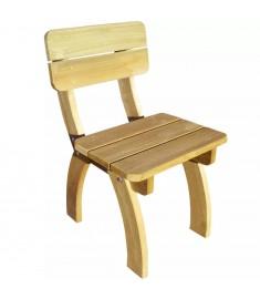 Καρέκλα Κήπου από Εμποτισμένο Ξύλο Πεύκου FSC  41961
