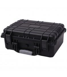 Βαλίτσα Εξοπλισμού Προστατευτική Μαύρη 40,6 x 33 x 17,4 εκ.  142167