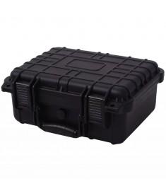Βαλίτσα Εξοπλισμού Προστατευτική Μαύρη 35 x 29,5 x 15 εκ.  142168