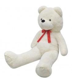 Αρκούδος Λούτρινος Μαλακός Λευκός 260 εκ.  80148