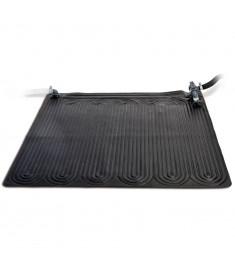 Intex Χαλάκι Ηλιακής Θέρμανσης 28685 Μαύρο 1,2 x 1,2 μ. από PVC  91056