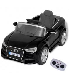 Αυτοκίνητο Ηλεκτροκίνητο Audi A3 με Τηλεχειριστήριο Μαύρο    80150