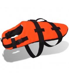 Σωσίβιο Γιλέκο Σκύλου Πορτοκαλί Μέγεθος S  91138