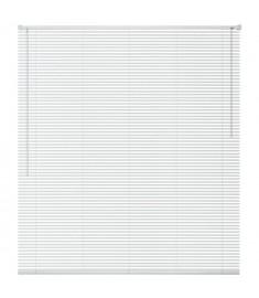 Στόρι Παραθύρου Λευκό 60 x 130 εκ. από Αλουμίνιο   242788
