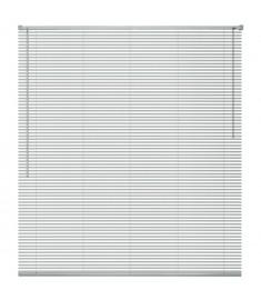 Στόρι Παραθύρου Ασημί 100 x 130 εκ. από Αλουμίνιο