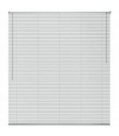 Στόρι Παραθύρου Ασημί 80 x 160 εκ. από Αλουμίνιο   242811