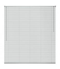 Στόρι Παραθύρου Ασημί 120 x 160 εκ. από Αλουμίνιο   242813
