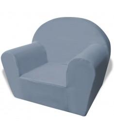 Πολυθρόνα Παιδική Γκρι  243253