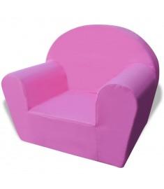 Πολυθρόνα Παιδική Ροζ  243254