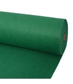 Μοκέτα Επαγγελματική Απλή Πράσινη 2 x 12 μ.   30078