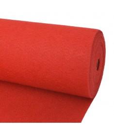 Μοκέτα Επαγγελματική Απλή Κόκκινη 1 x 12 μ.  30080