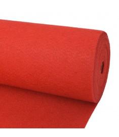 Μοκέτα Επαγγελματική Απλή Κόκκινη 1 x 24 μ.  30081