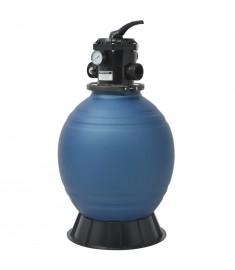 Φίλτρο Άμμου για Πισίνες Στρογγυλό Μπλε 18 ίντσες/460 χιλ.  91169