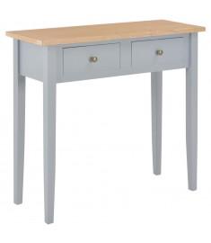 Τραπέζι Κονσόλα Γκρι 79 x 30 x 74 εκ. Ξύλινο  280054