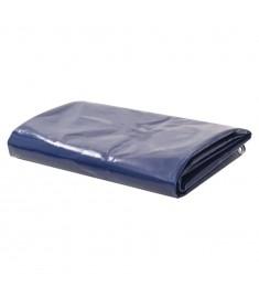 Μουσαμάς Μπλε 2,5 x 3,5 μ. 650 γρ./μ.²   144904